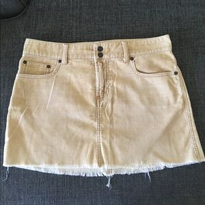 Abercrombie and Fitch Skirt 🧡